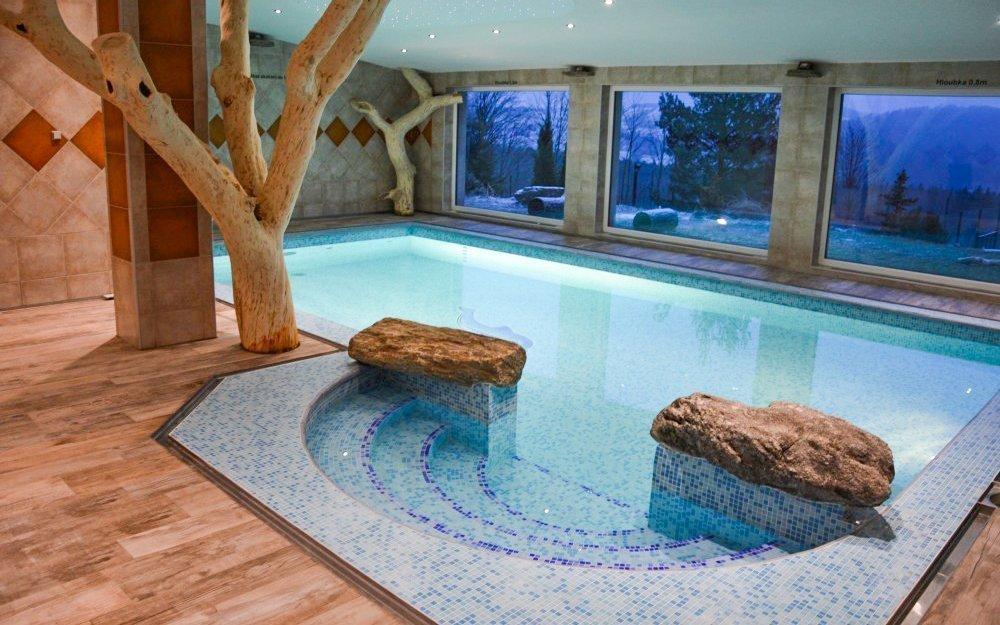 Vysočina v Hotelu Podlesí *** v pohádkovém resortu s polopenzí a bazénem