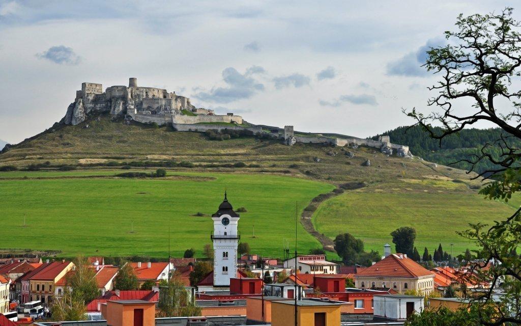 Zimní dovolená v Penzionu Podzámok pod Spišským hradem (UNESCO) s polopenzí