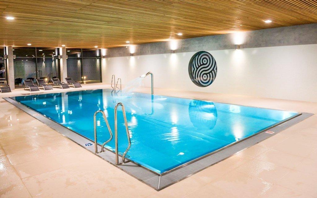 Odpočinkový pobyt v Hotelu S-Port *** u Olomouce s wellness, polopenzí a sporty