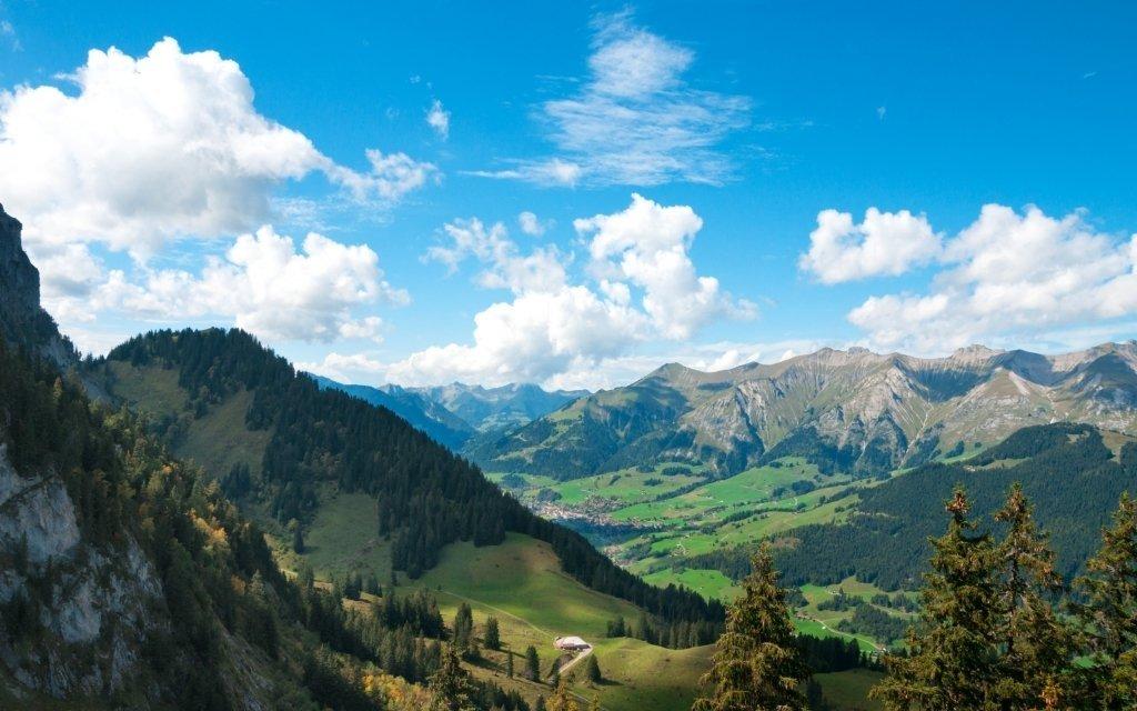 Rakouské Alpy v českém penzionu Sunny u Lunz am See se snídaní