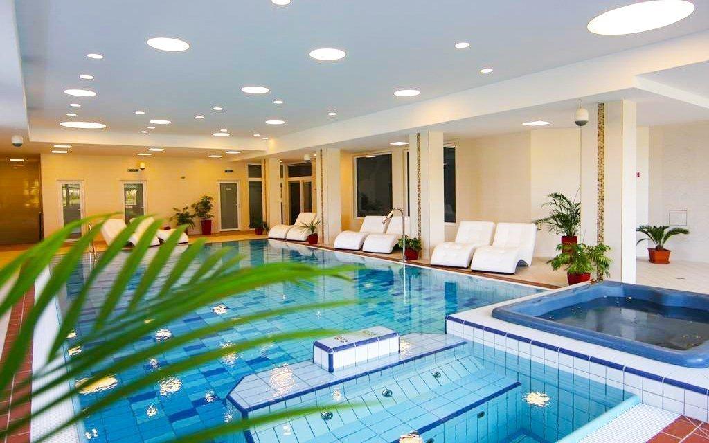 Vysoké Tatry na zimu v hotelu Končistá **** s neomezeným wellness a polopenzí