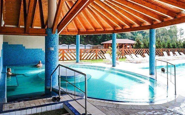 Maďarsko luxusně v Thermal Parku Egerszalók **** s polopenzí a bazény