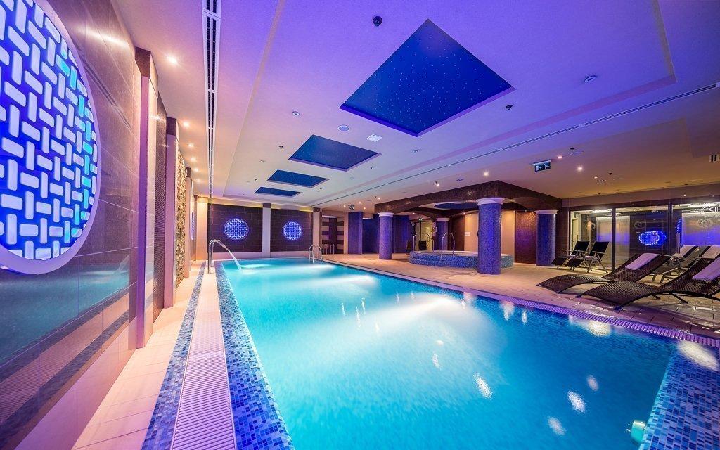 Budapešť v luxusním Hotelu President ****+ s neomezeným vstupem do wellness