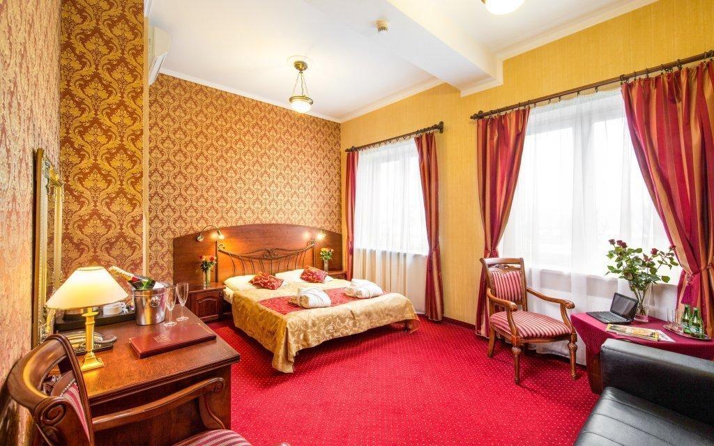 Relaxační pobyt u Krakova v Hotelu Galicja *** s neomezeným vstupem do sauny