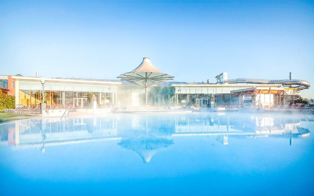 Jižní Morava v Hotelu Drnholec *** se vstupem do rakouských lázní a polopenzí