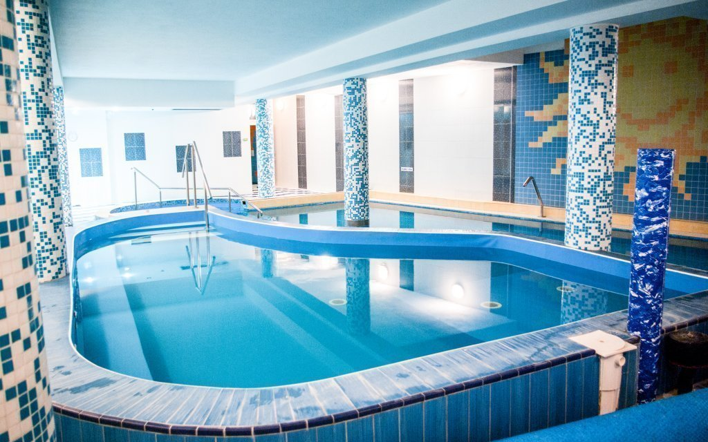 Trenčianske Teplice ve Vile Anna **** s bazénem, wellness a polopenzí