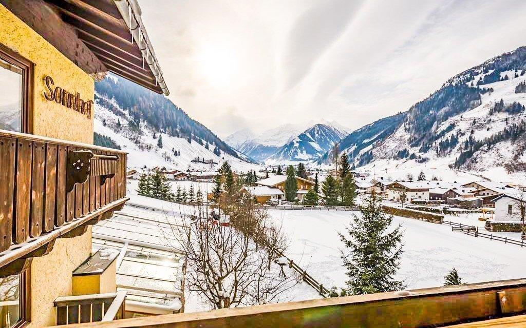 Vysoké Taury v hotelu Sonnhof ***: wellness, polopenze, děti zdarma