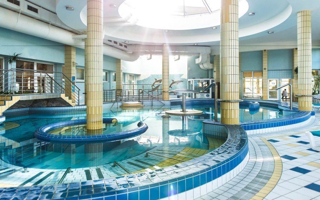 Dunajská Streda přímo v areálu Thermalparku s neomezenými bazény