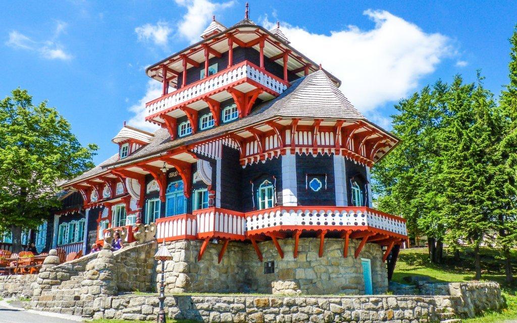 Beskydy: Horní Bečva v Chatě Barborka s polopenzí a jen 15 minut od Pusteven