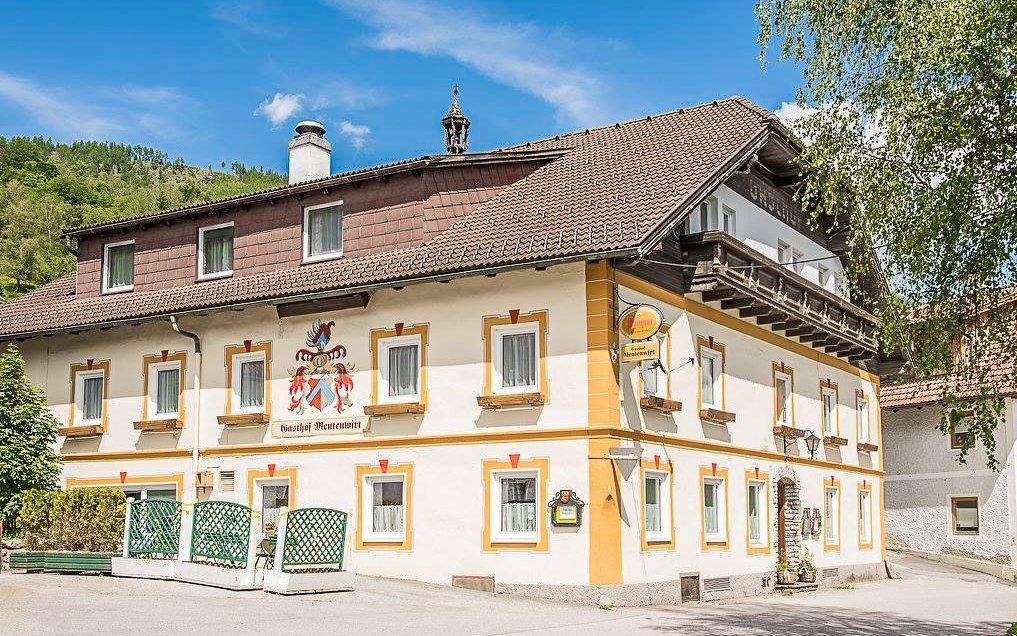 Rakouské Lungau v penzionu Mentenwirt s českým personálem a polopenzí