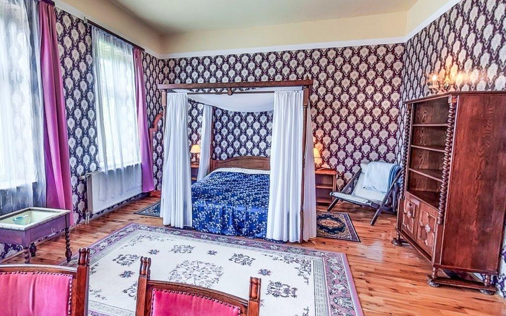 Maďarsko blízko Hévízu v zámeckém hotelu Misefa Kastélyszálló s wellness
