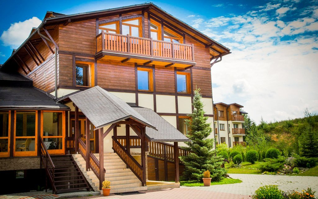Vysoké Tatry v Hotelu Eufória *** s polopenzí a wellness + dítě zdarma