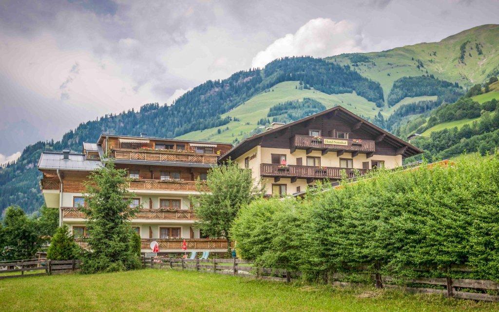 Vysoké Taury v hotelu Sonnhof *** s rozšířenou polopenzí, wellness a aktivitami