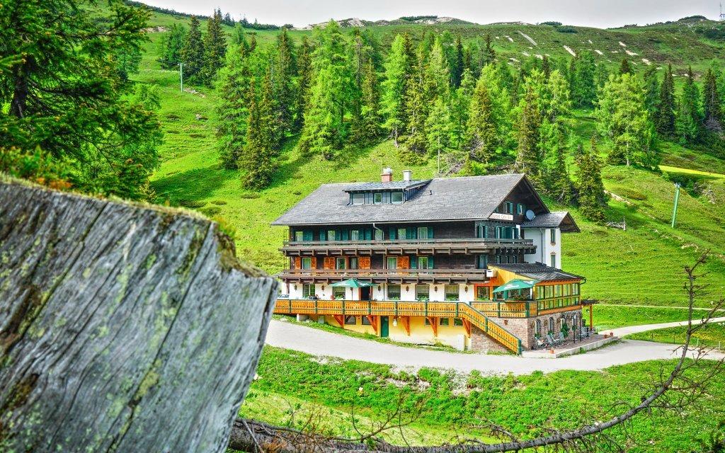 Rakouské Alpy v českém Hotelu Alpen Arnika *** s polopenzí + dítě zdarma