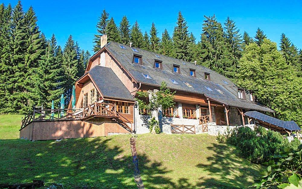 Jeseníky: Horský hotel Vidly **** s polopenzí a saunou + dítě do 12 let zdarma