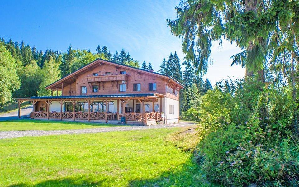Beskydy v Hotelu Martiňák *** s polopenzí, saunami a slevou na bohaté wellness