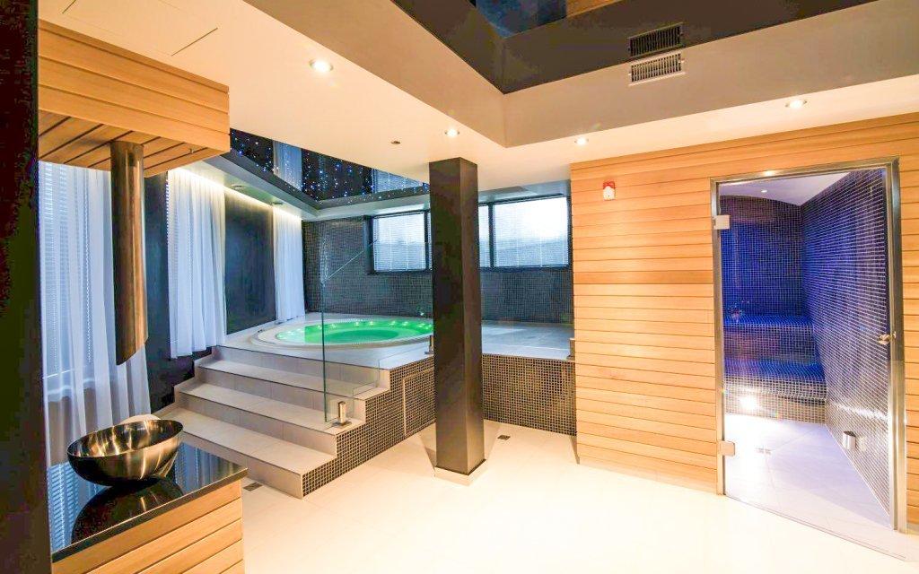 Polsko: neomezené wellness v moderním Limanova Hotelu *** s polopenzí