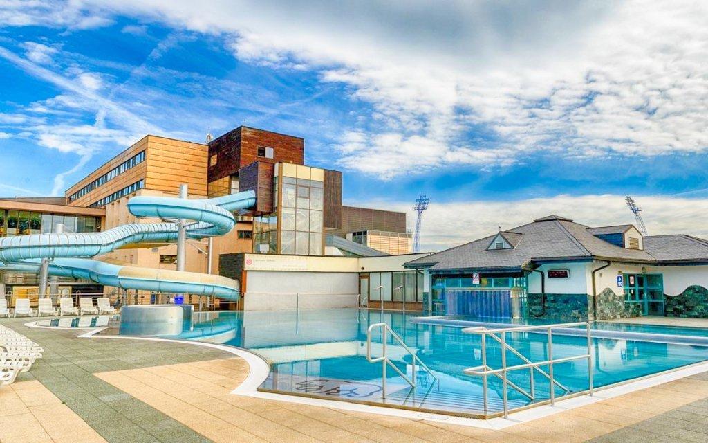 Vysoké Tatry ve Vila House Family se snídaní, vstupem do aquaparku a wellness