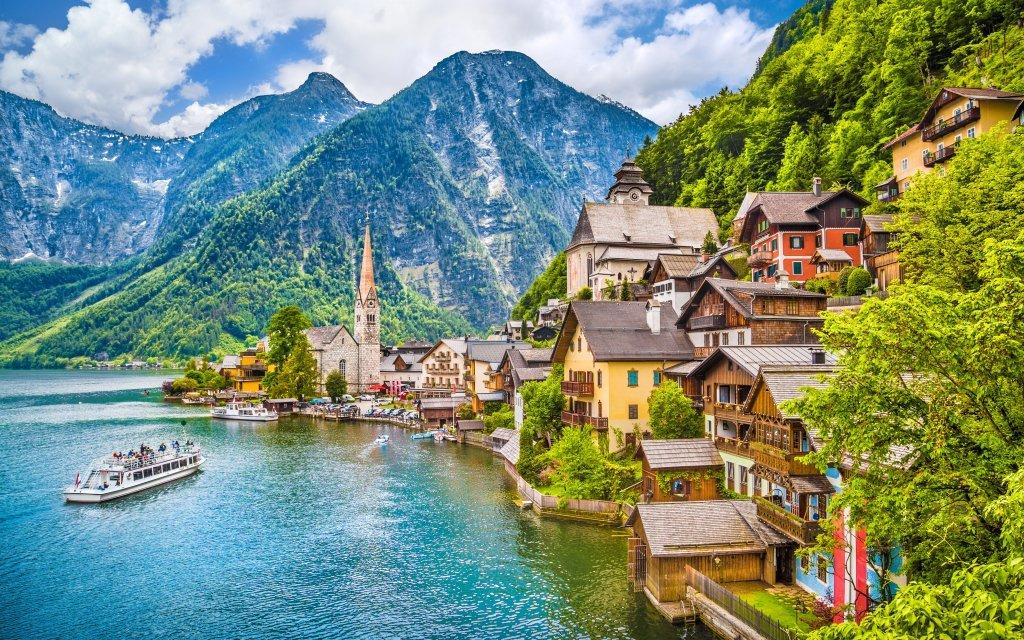 Poznávací zájezd do Rakouska: Jezera Solné komory, Gosau, Bad Ischl i Hallstatt