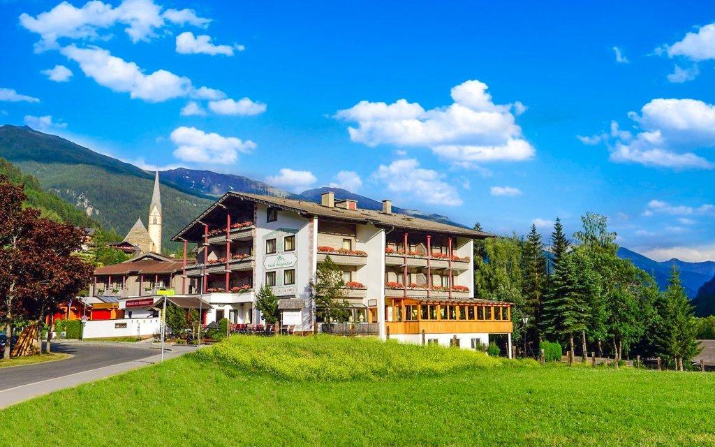Vysoké Taury v Hunguest Hotelu Heiligenblut **** s polopenzí a wellness