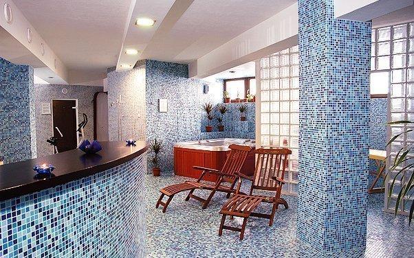 Vysoké Tatry: Hotel Tulipán *** s neomezeným vstupem do wellness a polopenzí