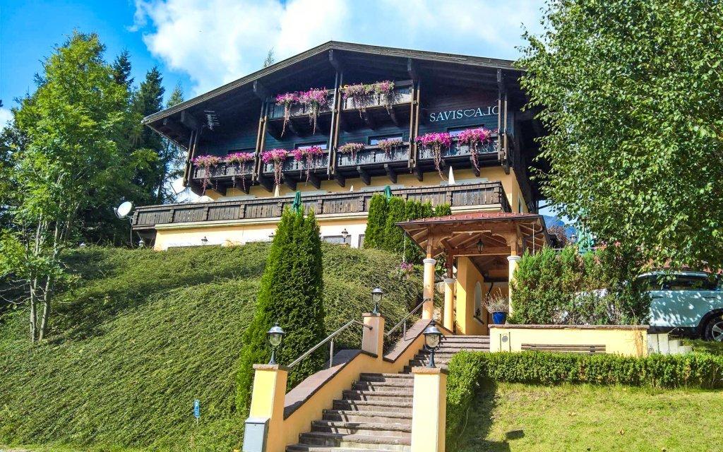 Rakouské Alpy v českém penzionu Savisalo *** se snídaní a saunou + dítě zdarma