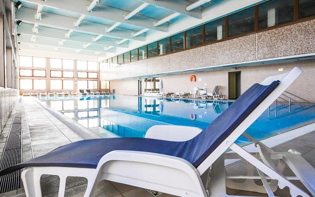 Balaton v Hunguest Bal Resortu **** se vstupem na pláž a neomezeným wellness