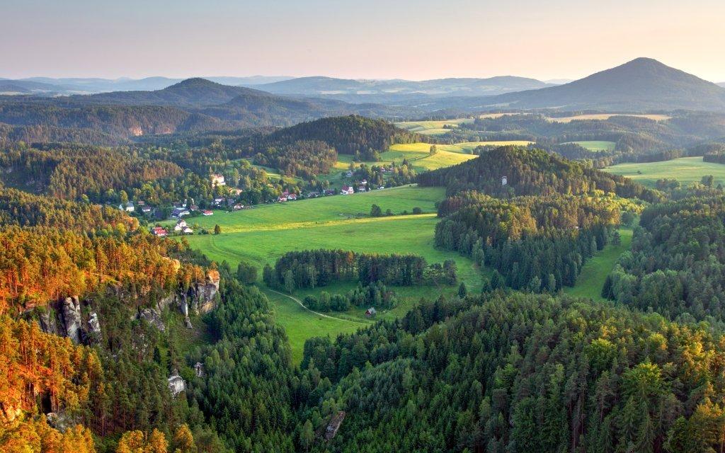 Kremnické vrchy: pobyt v penzionu Horec ve středisku Králíky s polopenzí