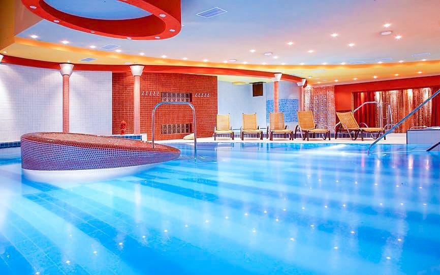 Dunajská Streda s luxusním neomezeným wellness a polopenzí v Hotelu Therma ****