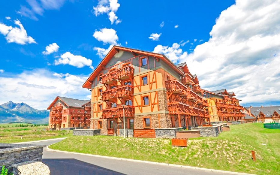 Vysoké Tatry: Tatragolf Mountain Resort **** se slevami do aquaparku a wellness
