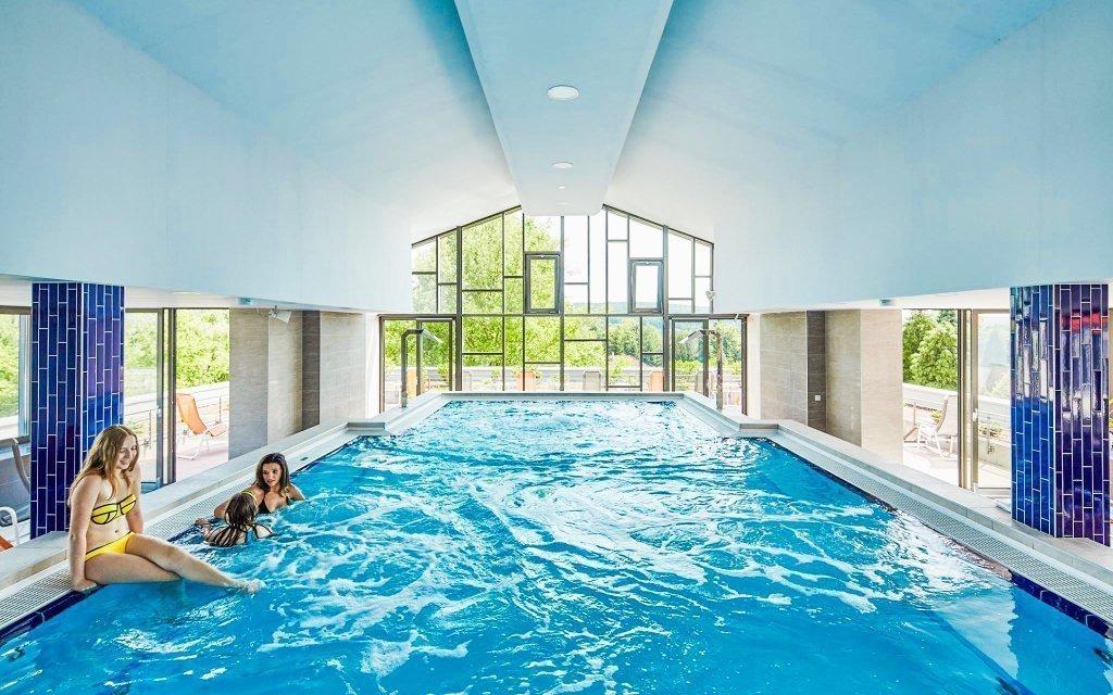Maďarsko: Thermal Hotel Balance **** s termálními lázněmi, wellness a polopenzí