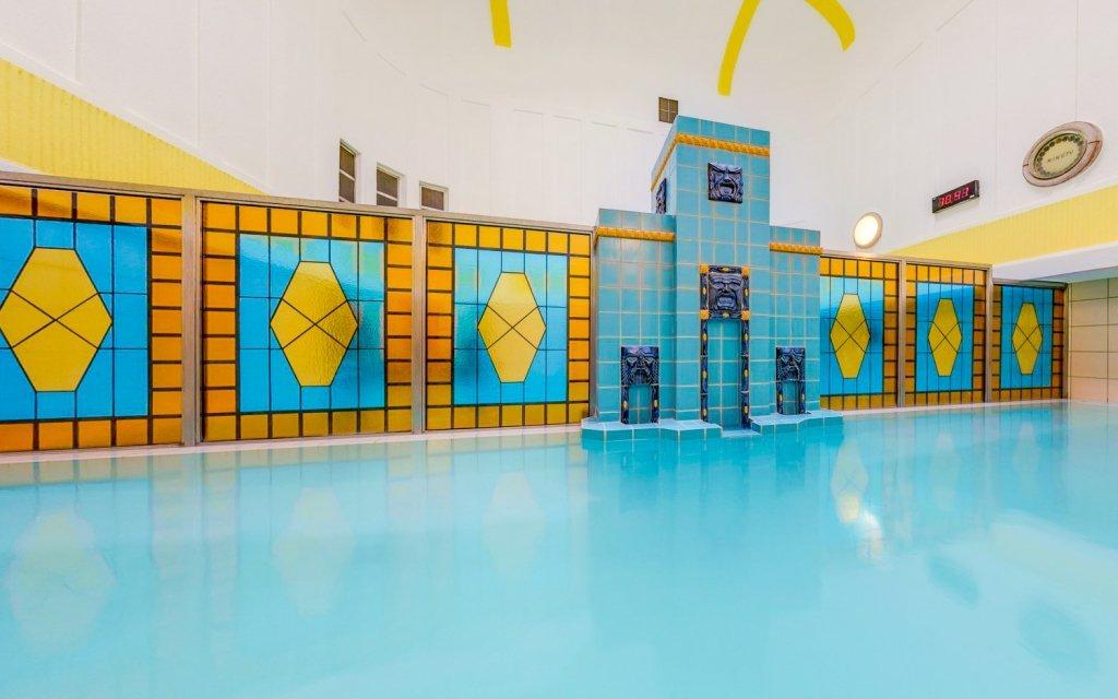Piešťany v Hotelu Panoráma ***+ s polopenzí a vstupem do bazénu či zrkadliska