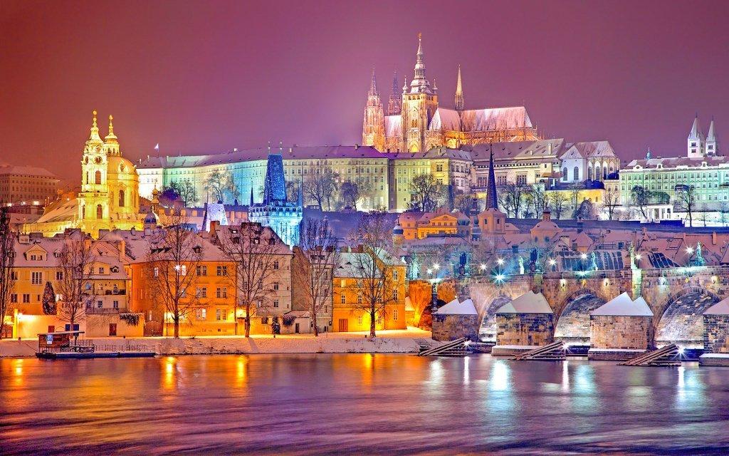 Praha: Pobyt přímo v centru města v luxusním Hotelu White Lion **** se snídaní
