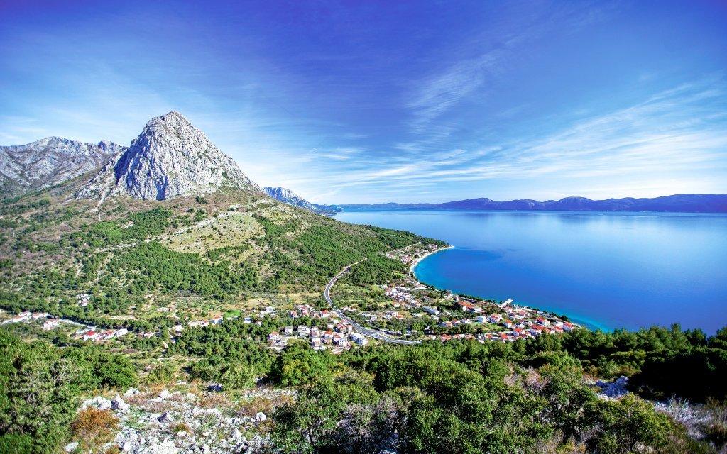 Chorvatsko v Hotelu Oaza *** u pláže s polopenzí + dítě do 12 let zdarma