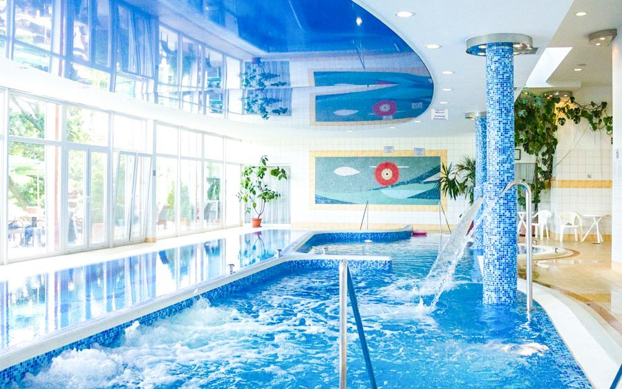 Balaton v hotelu Panorama ***+ s neomezeným vstupem do wellness a polopenzí