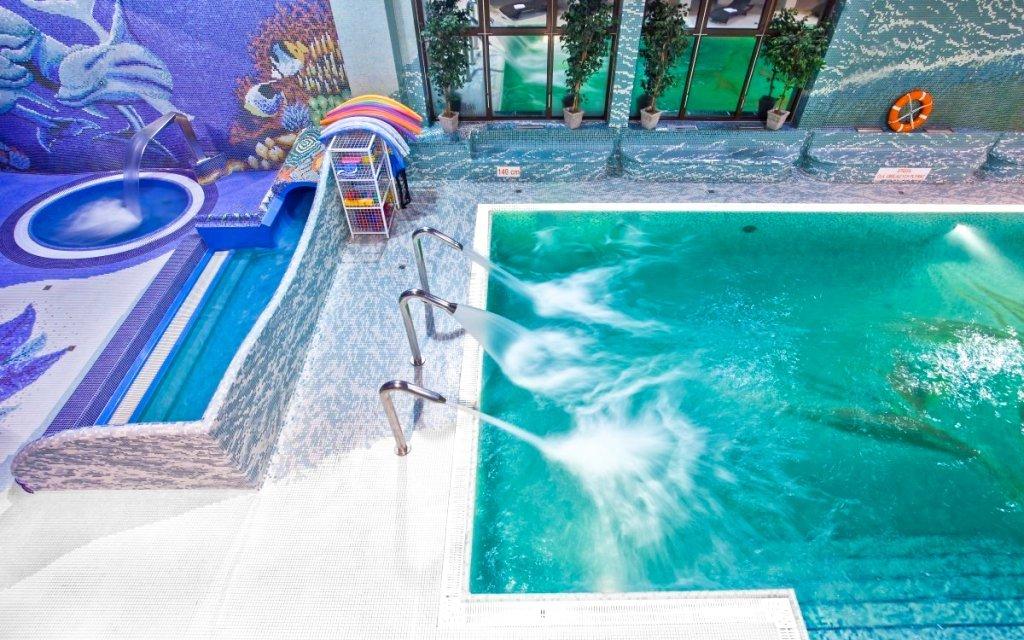 Polsko: luxusní penzion Klimek **** s polopenzí a aquaparkem v lázeňském městě