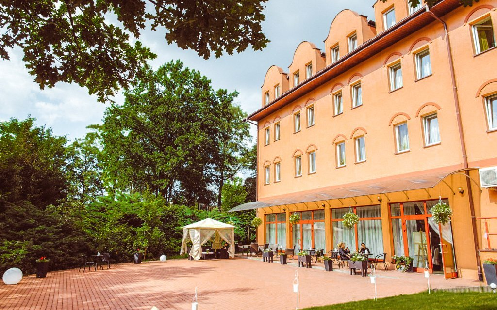 Krakov - Wieliczka: Pobyt se snídaní v Garden Park Hotelu *** u solného dolu