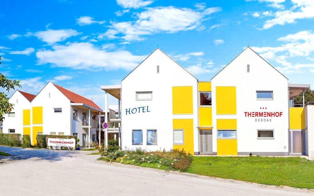 Rakousko: Thermenhof Derdak *** se snídaní a celodenním vstupem do lázní