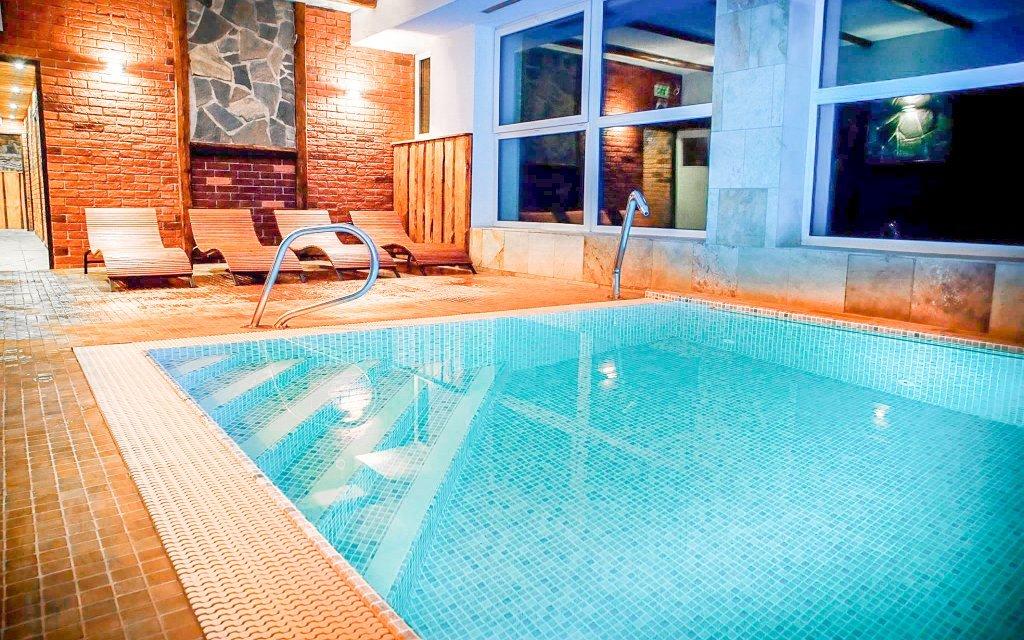Královský relax ve Wellness Hotelu Kolštejn *** Superior s polopenzí a masáží
