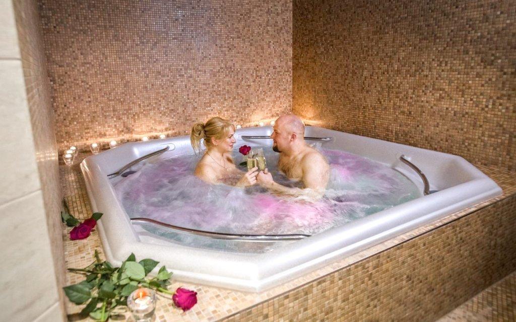 Karlovy Vary: Luxusní wellness pobyt s polopenzí v Hotelu Green Paradise ****