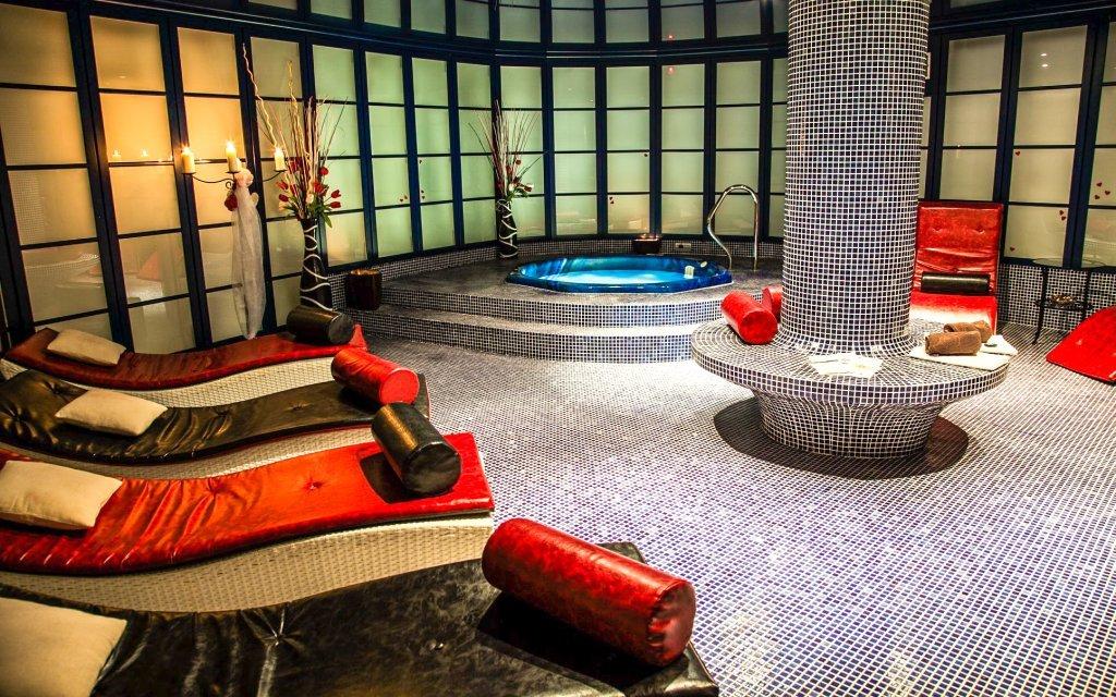 Hotel Morris Česká Lípa **** s polopenzí, wellness a řadou relaxačních procedur