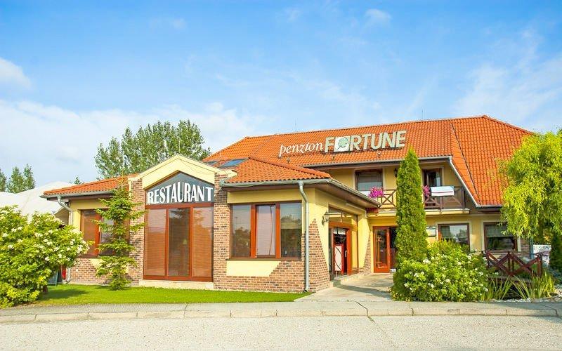 Dunajská Streda: Penzion Fortune se vstupem do Thermalparku a polopenzí