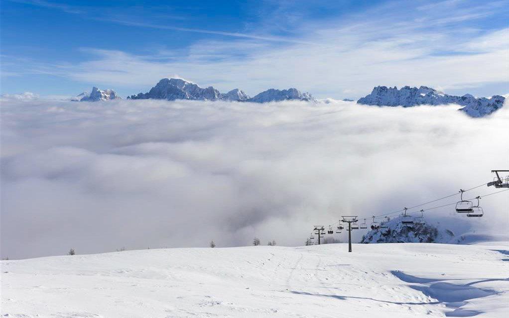 Itálie: Hotel Deville *** se skipasem do 3 skiareálů, dopravou a polopenzí