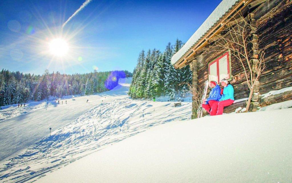 Rakousko: Pension Bachseitenhof se saunou, polopenzí a jen 500 m od ski areálu