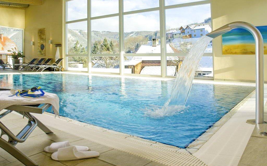 Rakousko v Naturparkhotelu Lambrechterhof **** s wellness, polopenzí a výhodami