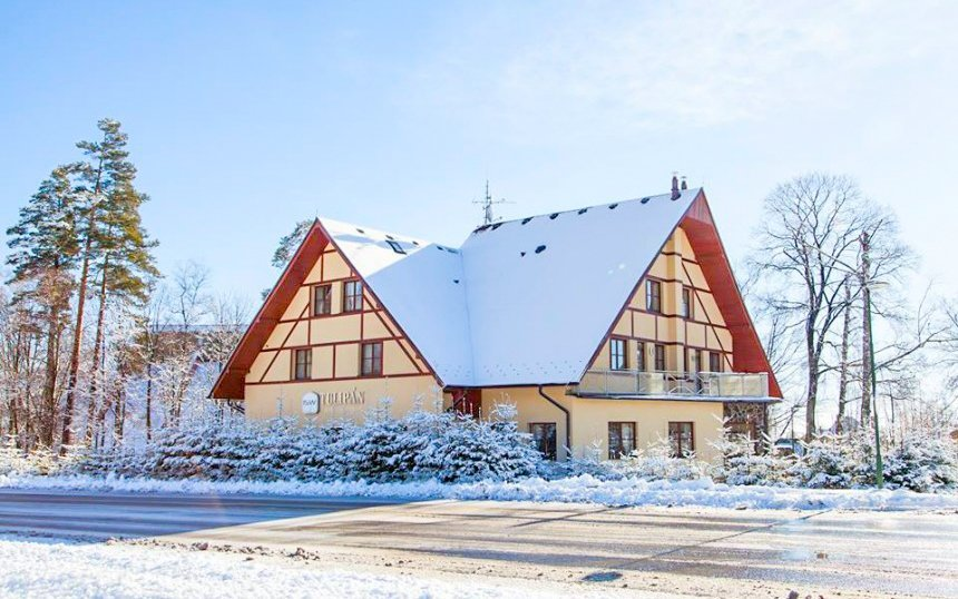 Vysoké Tatry: Zima v Hotelu Tulipán *** s neomezeným wellness a polopenzí