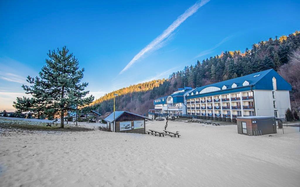 Zima u Slovenského ráje v Hotelu Plejsy *** přímo ve ski areálu + wellness