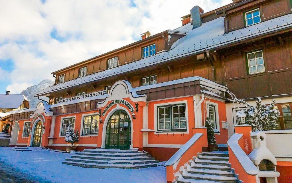 Rakouské Alpy: Hotel Tauplitzerhof *** přímo u vleku s polopenzí a saunou