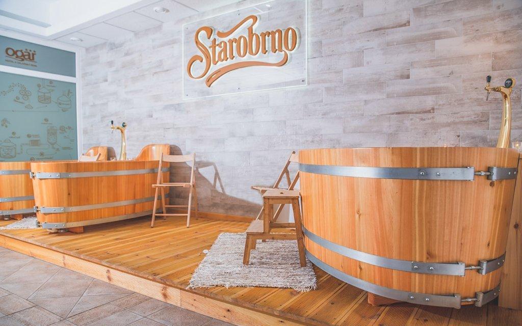 Relax v Hotelu Ogar *** u Luhačovic se snídaní, pivní koupelí a konzumací piva