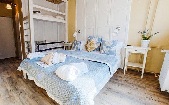 Tündérkert Hotel Noszvaj u Egeru s wellness a polopenzí + 2 děti zdarma